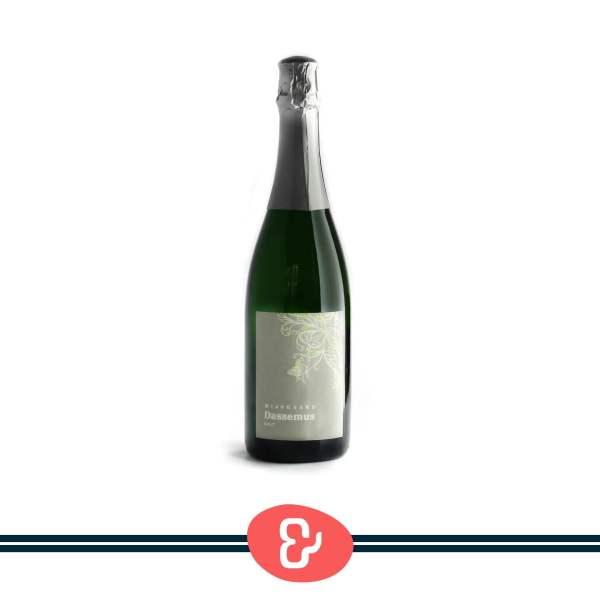1 Brut - Wijngaard Dassemus - Nederlandse Wijn - Design & Wijn Amsterdam