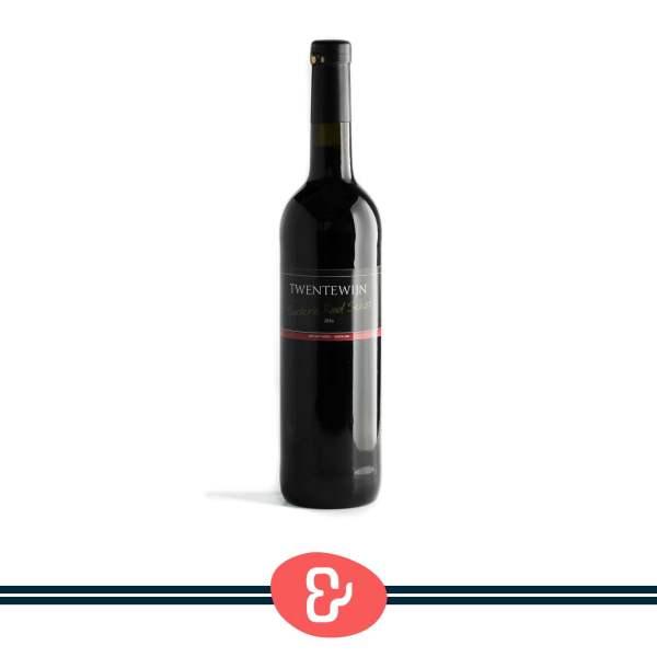 1 Sueterie rood select - Twentewijn - Nederlandse Wijn - Design & Wijn Amsterdam