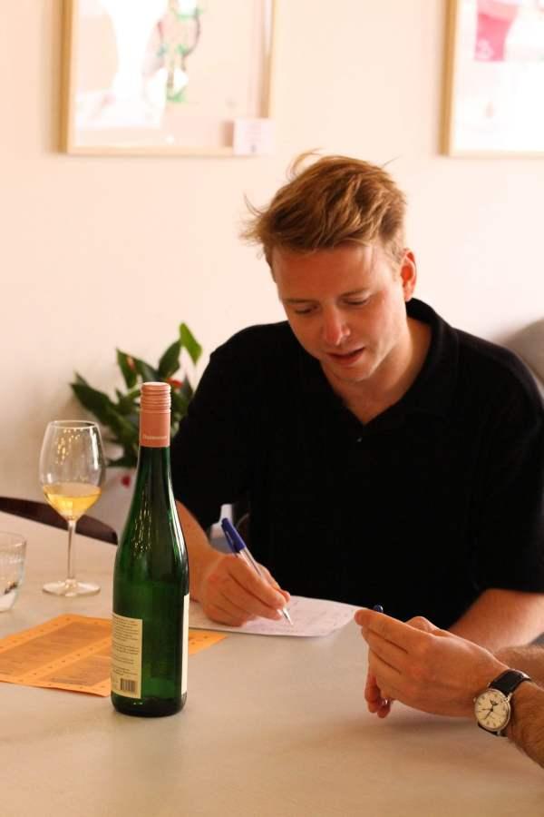 Leren over wijn - Nederlandse Wijnproeverij in het centrum van Amsterdam
