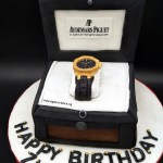 Cakes For Men - Designer Cakes Watches 3D