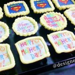 Mother's Day Print Cup Cakes