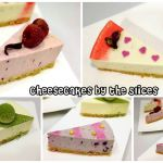 Assorted Cheesecakes Slices