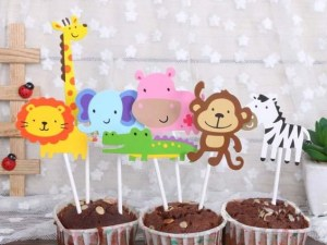 Cake Decorating Supplies - Animal Set