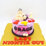 Naughty Couple Cake
