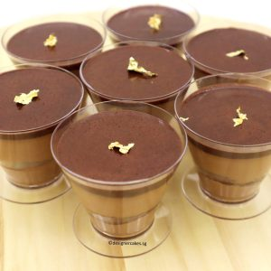 Mousse Cups