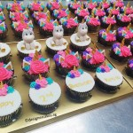 Unicorn Themed Cup Cakes 1