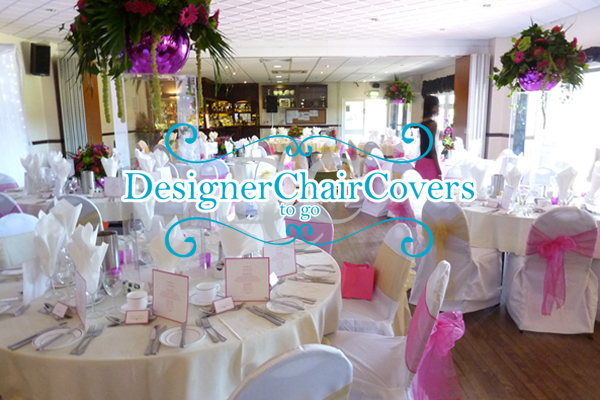 Chair Covers and sash hire