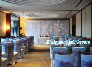starlight backdrop wedding london
