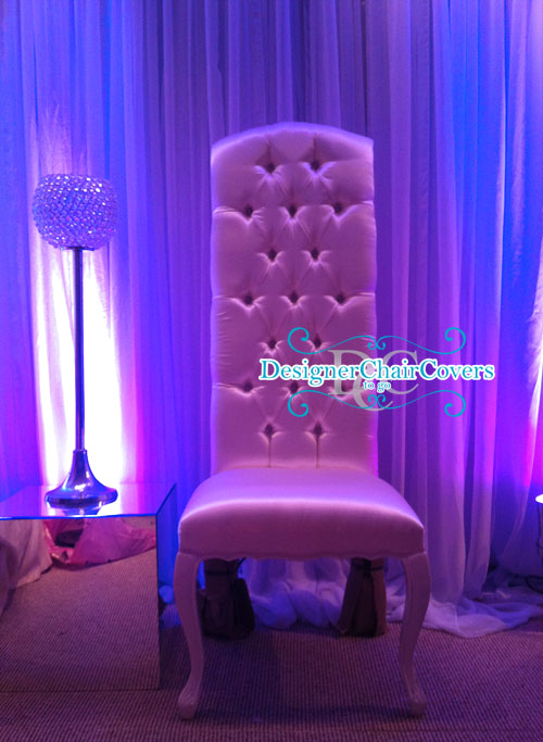king and queen chair throne