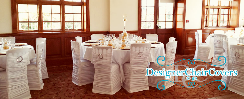 rippled chair covers
