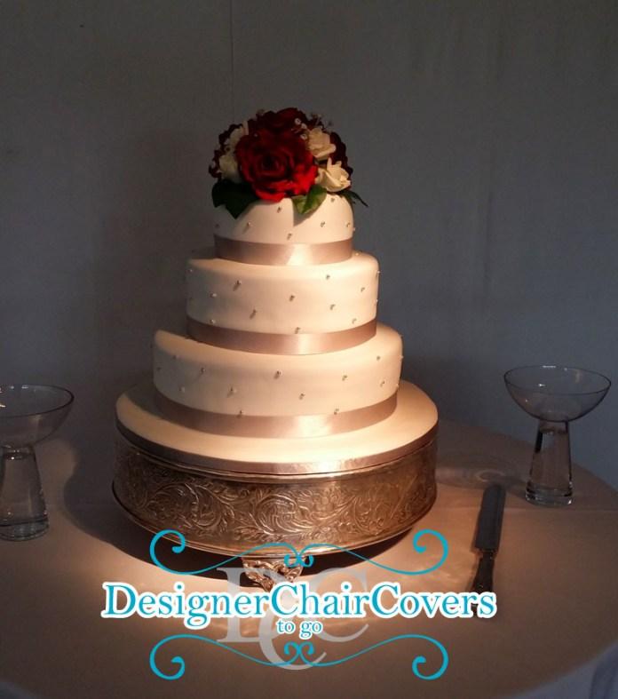 cake silver tier