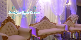 chandelier backdrop wedding unqiue