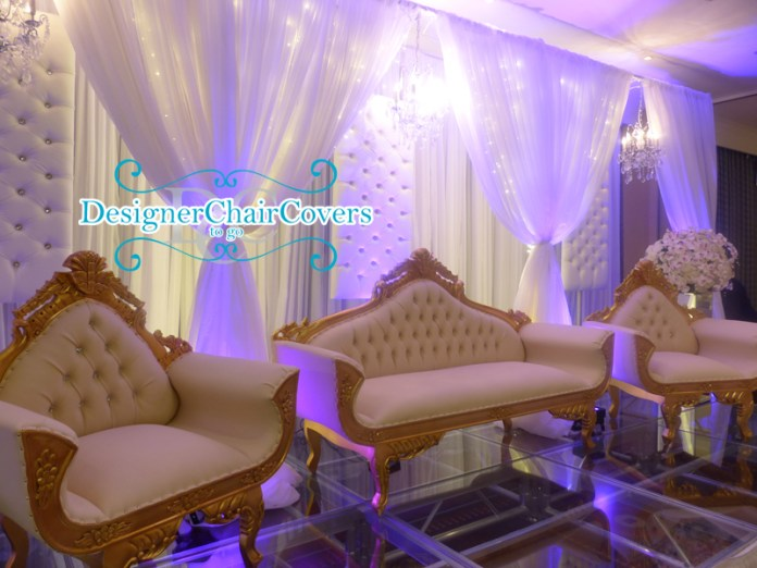 chandelier backdrop wedding unqiue