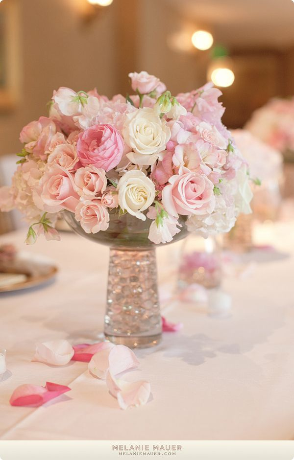 Blush pink wedding inspiration ideas