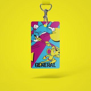 General Admission Badge