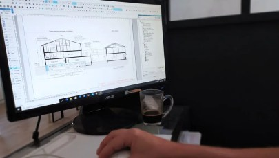 Logiciel d' architecture intérieur plan 2D