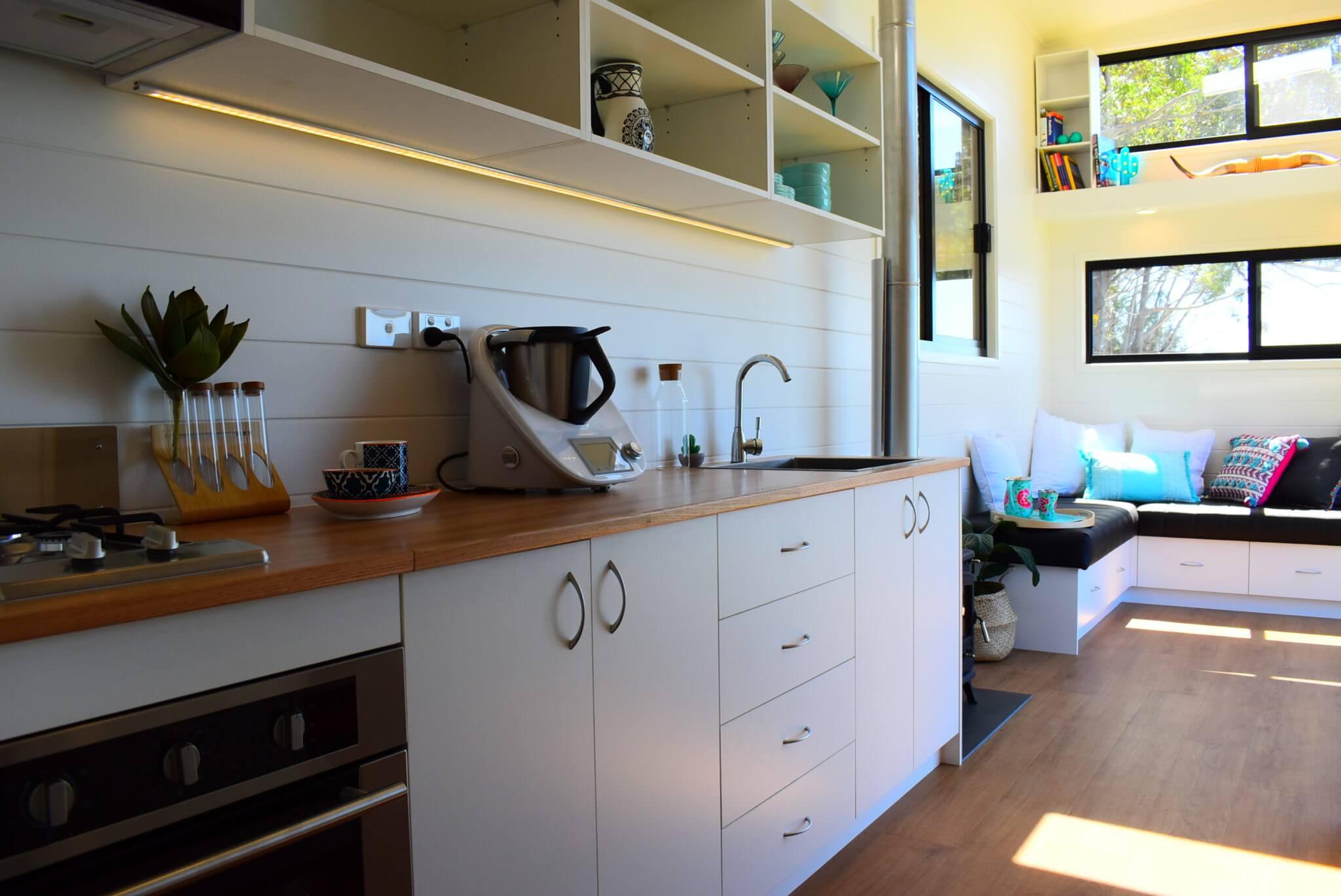 tiny house - lifestyle series 7200sl   designer eco tiny homes