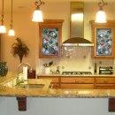 Koi Cabinet Door Panels