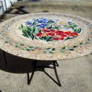 Mosaic Table – Round