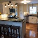 Stained Glass Subway Tiles Kitchen Backsplash