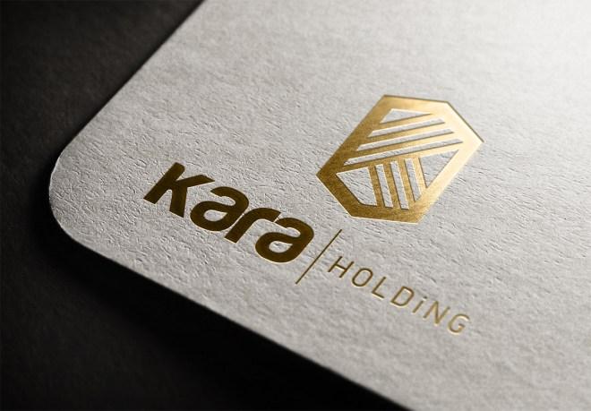 kara holding logo tasarım