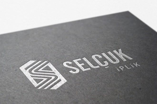 Selçuk İplik Logo Tasarım