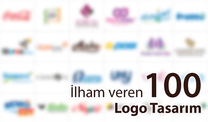 İlham Veren 100 Logo Tasarım Örneği