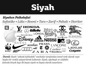 Siyah Logolar