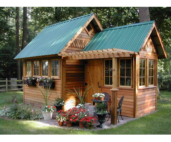 Great Shed Designs