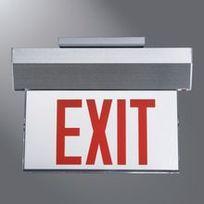 exit emergency lighting