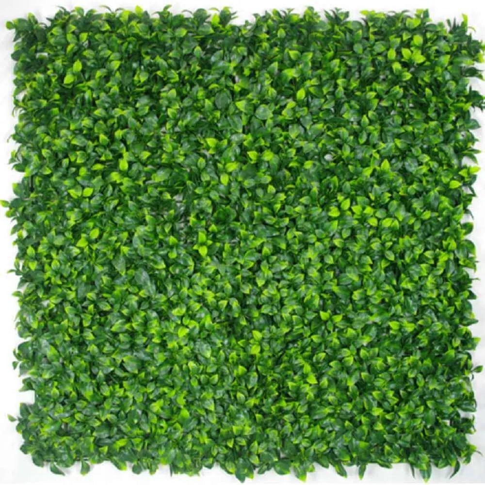 Jasmine Leaf Vertical Garden 1m X 1m UV Hedge Panel
