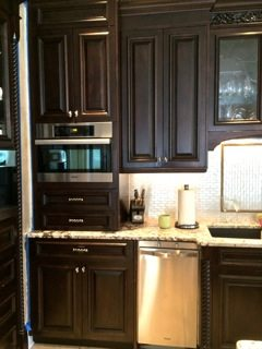 Painting your Cabinets