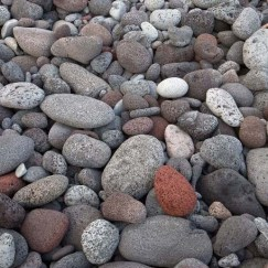 Washed Pebbles