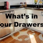 What's in your Drawers?