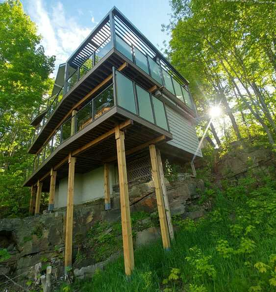 Deck Design in Huntsville