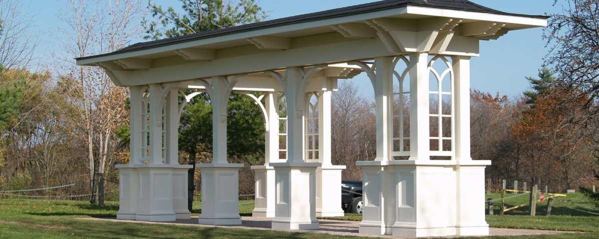 Pavilion-Pergola-Oakville-Ontario