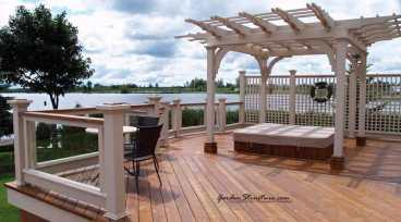 decks-with-pergolas-builders-Oakville