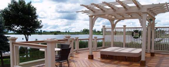 Exterior designers - deck designs
