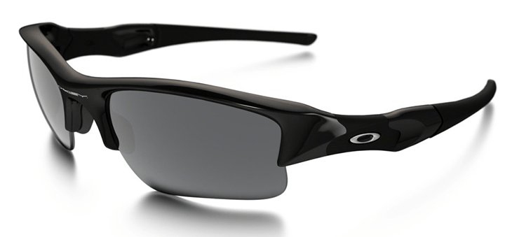Oakley Flak Jacket XLJ Sunglasses OO9009 -03-915 Jet Black