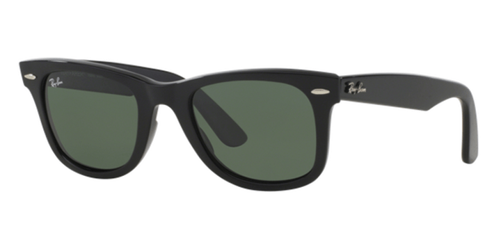 Ray Ban Wayfarer Sunglasses RB2140 901 Black