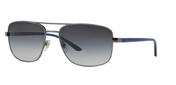 Mens Versace Sunglasses VE2153 10018G Gunmetal