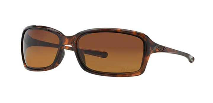 Oakley Dispute Polarized Sunglasses 009233 06 Havana