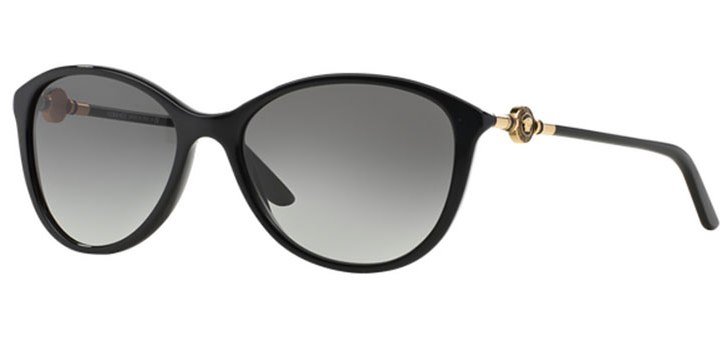 Ladies Versace Sunglasses VE4251 GB1/11 Black