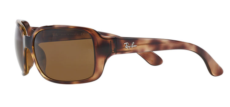 Ray Ban RB4068 Polarized Sunglasses 642 57 acd82c620306