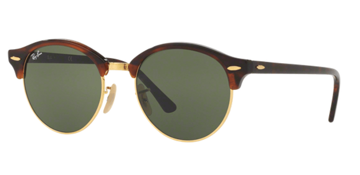 Ray Ban Clubround Sunglasses RB4246 990/58
