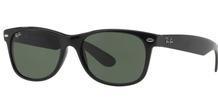 Ray Ban New Wayfarer Sunglasses RB2132 901L