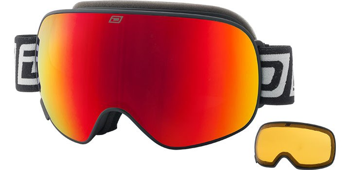 Dirty Dog Mutant 2.0 Ski Goggles 54207