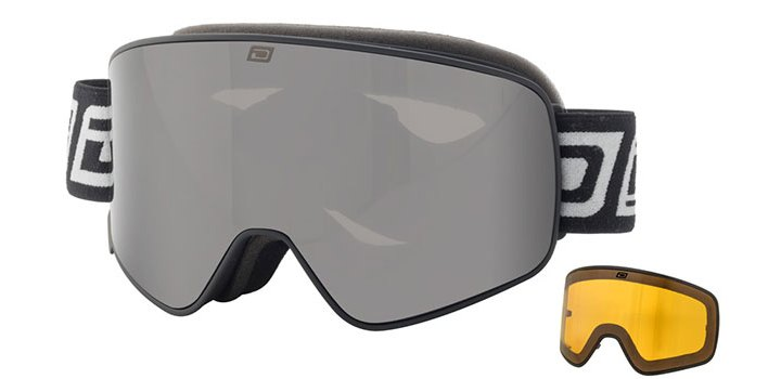 Dirty Dog Mutant Legacy Ski Goggles 54210