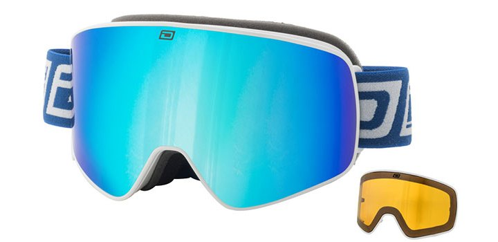 Dirty Dog Mutant Legacy Ski Goggles 54211