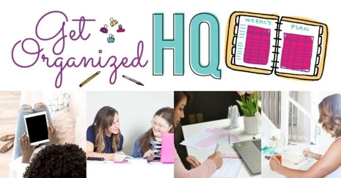Get Organized HQ free summit
